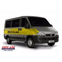 Fiat Ducato Minibus Escolar 0 Km - Van Oslam