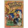 Livro Pokemon The Johto Journeys Importado Pronta Entrega