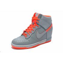 Zapatillas Nike Dama Taco Interno Oferta - Ultimas Liquido!!