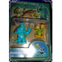 Monsters Inc Pack 4 Muñecos 7-10 Cm