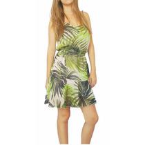 Vestido Solero Estampado Selvático - Varios Colores