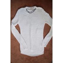 Bluson Sweater Largo Massimo Dutti Mujer