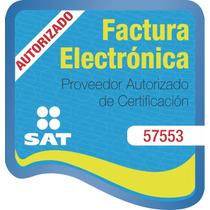 Facturacion Electronica 50 Cfdi Usuarios Nuevos Únicamente