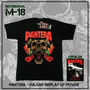 Franelas Rock Metal Pantera - Vulgar Display Of Power Clasic