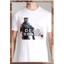 Remeras Videojuegos Consolas Dead Space Bioshok Gear Of War