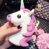 Bateria Power Bank Emoji Unicornio Universal Pony Emergencia