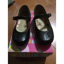 Zapatos De Niña Andrea # 18 Usados