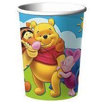 Winnie The Pooh Vaso De 16 Onzas Plastico Infantil Niño