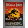 Álbum Figurinhas Jurassic Park Incompleto