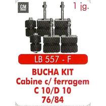 Kit Calço Cabine C-10/ D-10/ Ano 76/84 Com Ferragem