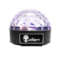 Efecto Magic Ball Erizo Hexa 5 Colores Iluminacion Alien