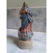 Santo Antigo.paulistinha Antigo.arte Sacra.coleção.nªsªconce