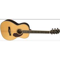 Violao Fender Paramount Parlor Com Case 096 0272 - Pm-2 Del