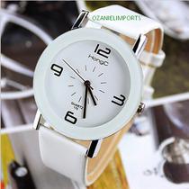 Relógio De Marca Famosa Quartzo Das Mulheres 2016
