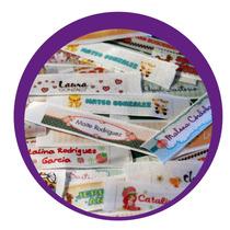 Cinta Identificadoras Personalizadas Para Planchar Ropa