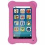 Tablet Kid Pad Infantil Rosa 7 Polegadas - Multilaser Nb195