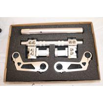 Manubrio Aluminio Tech Plata 137-000016