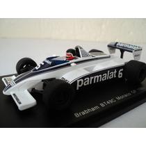 Fórmula 1 Brabham Bt49/c 1981 Héctor Rebaque