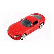 Miniatura De Dodge Viper Srt10 Nexgen Muscle 2008 1:64 Jada