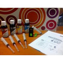 Kit De Recarga De Cartucho Hp Con Su Instructivo