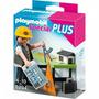 Playmobil 5294 Arquitecto Con Mesa De Trabajo Melincue!