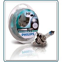 Philips X-treme Vision Lámparas De Los Faros Del Coche H4.
