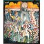 Oleo Sobre Tela Don Quijote Artista Eduardo Moran