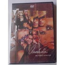 Anastacia The Video Collection Dvd Raro Mexicano