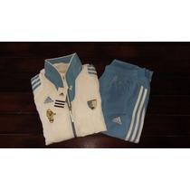 Conjunto Deportivo Hockey Adidas - Las Leonas - Talle: M