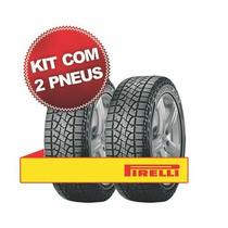 Kit Pneu Pirelli 205/70r15 Scorpion Atr 96t 2 Un - Sh Pneus