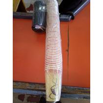 Vasos Desechables Para Cafe Con Tapa 16oz C/100