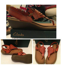 Sandalias Clarks