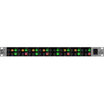 Behringer Di800 Direct Box Padrão Rack Frete0