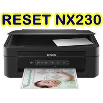 Reset Epson Impresoras Nx127 Nx130 Nnx230 Nx330 Almohadillas