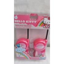 Walkie Talkies Hello Kitty! Envio Gratis