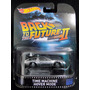 Retro Time Machine Hover Mode Bttf2 Delorean Legacyts