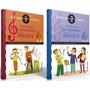 Libro: Juguemos Con La Música Parramon - 2 Tomos + 2 Cds