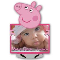 Ímã Personalizado Com Corte Especial - Peppa Pig