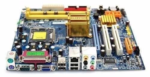 Gigabyte ga-945gcmx-s2 audio