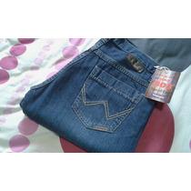 Jeans Wrangler Original 303, Talla 32