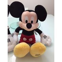 Mickey, Minnie E Urso Poof Originais - Importados
