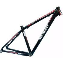 Quadro Bicicleta Mosso 29 Mtb Odyssey Alumínio Preto