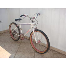 Bicicleta Caloi Cruiser Light Seta Extra Cross Big Aro 26