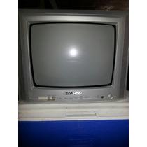 Tv 13 Pulgadas Hiundai Con Control Remoto