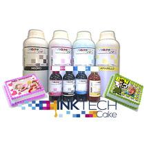 Tinta Vegetal Inktech Para Impresoras Epson De 1 Litro