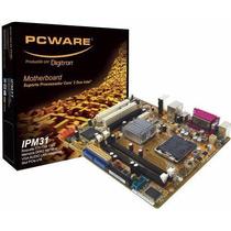 Placa Mãe 775 Ddr2 P/ Processador Dual Core, Core 2 Duo Quad