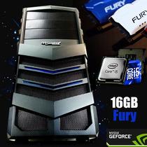 Cpu Gamer Intel Core I5 16gb 1tb Hdmi Wifi Nvidia Promoção!!