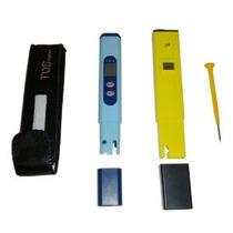 Cultivador De Hde Medidor Ph Toolbox- Digital Y Tds Temperat