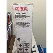 Cartucho De Toner Xerox 106m00395 Preto Original