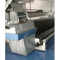 Plotter Solvente Gandhi Innovations Modelo 3312 Usado.